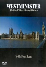 Westminister - Behind Closed Doors With Tony Benn (DVD, 2005)politics