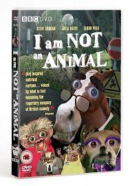 I Am Not an Animal DVD Steve Coogan Julia Davis Original UK Rele New Sealed R2