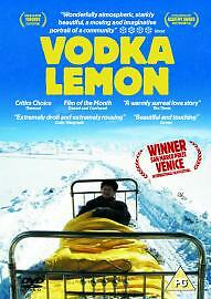 VODKA LEMON  DVD  NEW AND SEALED - <span itemprop='availableAtOrFrom'> Inverclyde, United Kingdom</span> - VODKA LEMON  DVD  NEW AND SEALED -  Inverclyde, United Kingdom