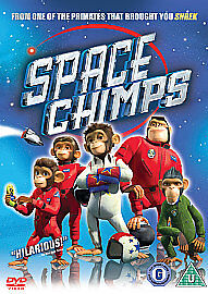 Space Chimps (DVD, 2008)