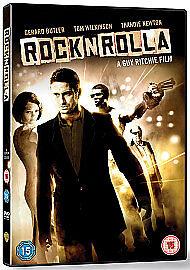 Rocknrolla [DVD], Very Good DVD, ,