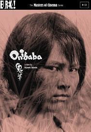 Onibaba DVD Eureka Masters Of Cinema Series Kaneto Shindo RARE