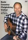 Dix Bruce - Basic Country Flatpicking Guitar (DVD, 2006)