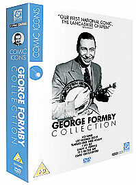 George Formby Collection Vol1 DVD 2007 4Disc Set Box Set - Matlock, United Kingdom - George Formby Collection Vol1 DVD 2007 4Disc Set Box Set - Matlock, United Kingdom
