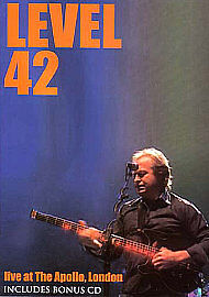 Level 42 - Live At The Apollo, London (DVD+CD) Region 0, New Sealed