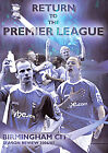 Birmingham City FC - Season Review 2007 - Return To The Premiere League (DVD, 2007)