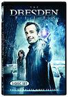 The Dresden Files - Series 1 (DVD, 2007, 3-Disc Set, Box Set)