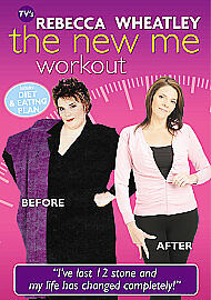 The-New-Me-Workout-2007-DVD-Good-Used-DVD-Rebecca-Wheatley