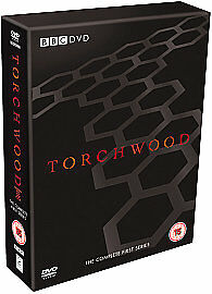 Torchwood Complete Series 1 DVD All Episodes First Season Original UK Release R2