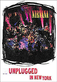 NIRVANA UNPLUGGED IN NEW YORK (DVD, 2007) - BRAND NEW WITH SECURITY SEAL