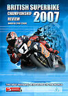 British Superbike Championship Review 2007 (DVD, 2007, 2-Disc Set)