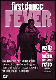First Dance Fever [DVD], Good DVD, Various, Samantha Jennings