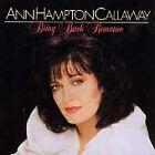 Ann Hampton Callaway - Bring Back Romance (1994)