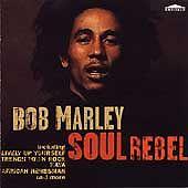 Bob Marley  - Soul Rebel CD