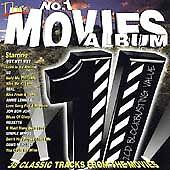 Various-Artists-The-No-1-Movies-Album-CD-1995