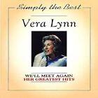 Vera Lynn - We'll Meet Again (Her Greatest Hits, 1994)