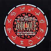 Rick Wakeman  Zodiaque CD 1993 NEW - Barry, United Kingdom - Rick Wakeman  Zodiaque CD 1993 NEW - Barry, United Kingdom