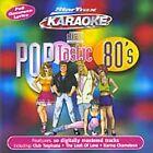 Karaoke - Startrax (Poptastic Eighties, 2003)