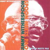 JIMMY WITHERSPOON Spoon Meets Pao CD ALBUM  NEW - STILL SEALED