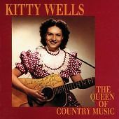 KITTY WELLS - QUEEN OF COUNTRY MUSIC [BOX SET] NEW CD