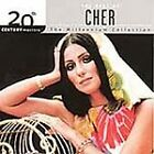 Cher - 20th Century Masters - The Millennium Collection (The Best of , 2003)