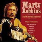 Marty Robbins - Sing Me Something Sentimental [Prism] (2006)