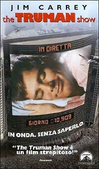 The Truman Show (1997) VHS