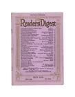 Readers Digest - May, 1938 Back Issue
