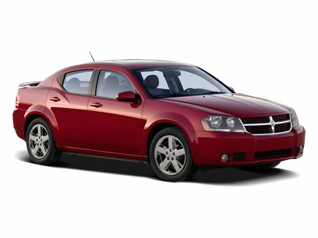 2010 Dodge Avenger R/T NEW