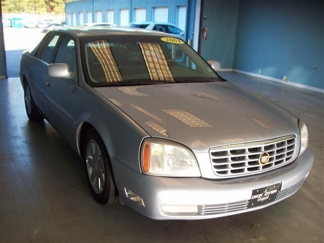 04 Cadillac DeVille DTS Leather/BOSE Sound System