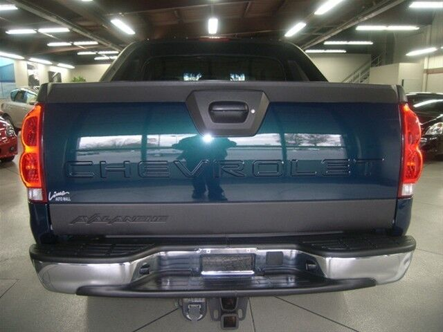 Z71 Chevy Avalanche 4X4 DVD Bose Sunroof leather