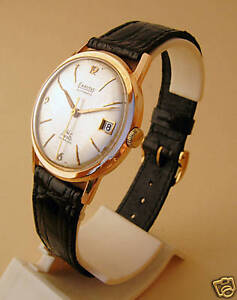 orologio oro vintage uomo