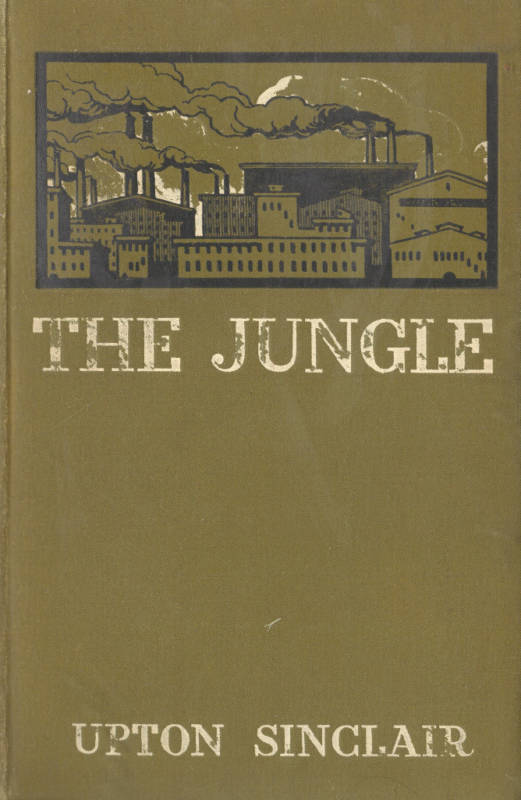 Where do I find literary criticism on The Jungle?