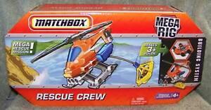 MATCHBOX-2009-MEGA-RIG-RESCUE-CREW-SET-AGES-4