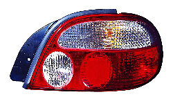FITS FOR 1998 1999 2000 2001 KIA SEPHIA TAIL LIGHT LAMP REAR R