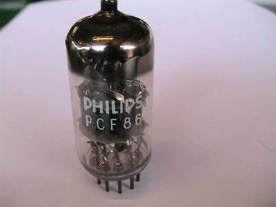 RÖHRE PCF-86 PHILIPS original NAGELNEU OVP TRIODE  3496