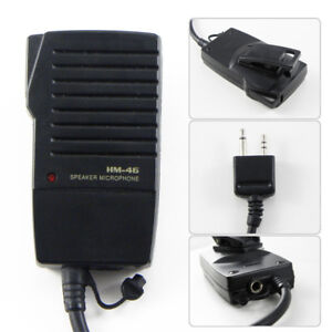 HM-46 HAM TRANSCEIVER SPEAKER MICROPHONE MIC for ICOM NEW