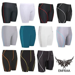 COMPRESSION-skin-tights-gear-base-layer-shorts-XS-2XL