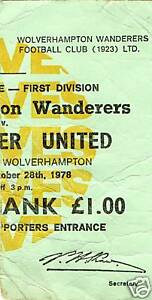 Wolves-v-Manchester-United-1978-79-Ticket-Man-Utd-MUFC
