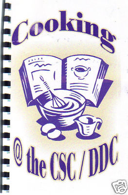 Janesville Wi 1999  Wisconsin  Cooking The Csc  Ddc Cook Book  Alliant Energy