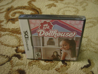My First Dollhouse (nintendo Ds)