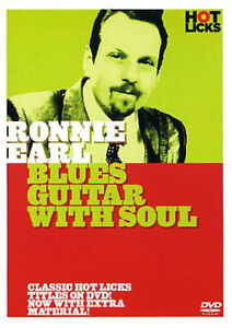 HOT-LICKS-RONNIE-EARL-BLUES-GUITAR-WITH-SOUL-DVD-LICK-LIBRARY-LEARN-TO-PLAY