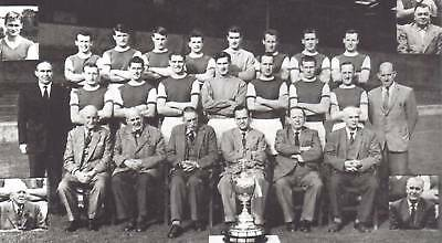 IPSWICH TOWN FOOTBALL TEAM PHOTO>1961-62 SEASON