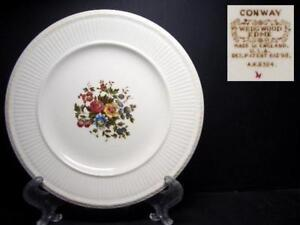WEDGWOOD-EDME-CONWAY-BREAD-PLATE-AK8384-BROWN-MARK