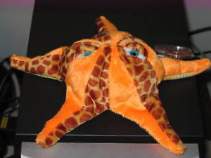 Ty WISH the Starfish Beanie Baby ~ MINT ~ RETIRED