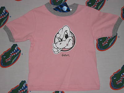 Florida Gator Pink Silver T Shirt 2t Must Have