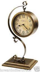 Howard Miller 635-155 Jenkins - Two-Sided Mantel Clock