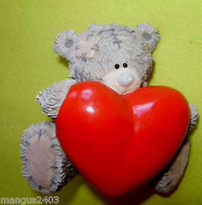 BOXED-RARE-ME-TO-YOU-FIGURINE-ALL-MY-LOVE-LARGE-RED-HEART-TO-HEART-BOXED