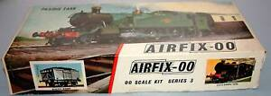 TRAINS : PRAIRIE TANK AIRFIX 00 MODEL KIT (DJ)