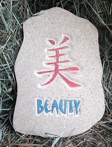 plastic-plaque-Beauty-oriental-stepping-stone-mold